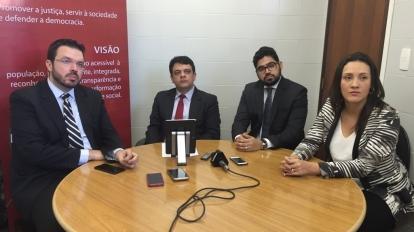 "MP apresenta valores oficiais e den�ncia pede pena m�nima de 25 anos de pris�o para acusados na ""Templo de Ceres"""