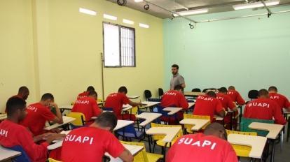Detentos recebem capacita��o com Cursos T�cnicos em Minas Gerais
