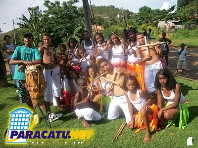 Quilombo de São Domingos - Paracatu MG - Arquivo Público de Paracatu
